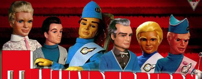 """""""Thunderbirds"""" od ekipy """"Władcy Pierścieni"""""""