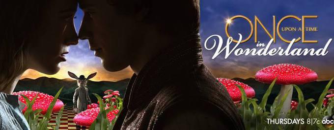 """""""OUAT in Wonderland"""" porażką ABC, """"Glee"""" w górę dzięki wyjątkowemu odcinkowi"""