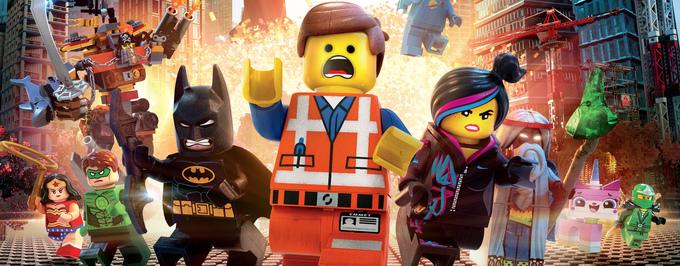 """""""LEGO: Przygoda"""" nadal bezkonkurencyjna"""