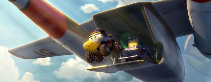 """""""Samoloty 2"""" – zwiastun z dużą dawką akcji"""