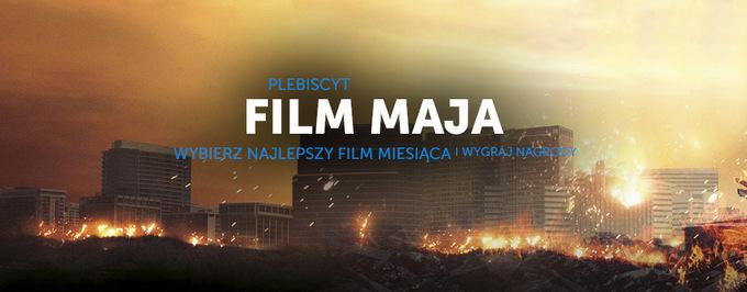 Plebiscyt – najlepszy film maja – wyniki