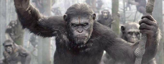 """Box Office: """"Ewolucja planety małp"""" nadal na szczycie"""