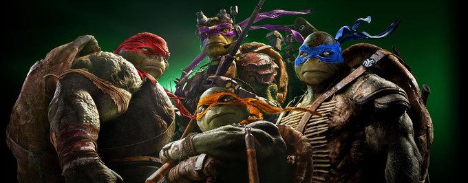 """Box Office: """"Wojownicze żółwie ninja"""" lepsze od Marvela"""
