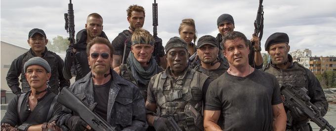 """Box Office: """"Niezniszczalni 3"""" – wielka klapa w kinach"""