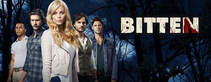 """Teaserowy plakat 2. sezonu """"Bitten"""""""