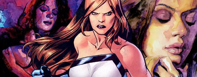 Krysten Ritter jako Jessica Jones w serialu Marvela!