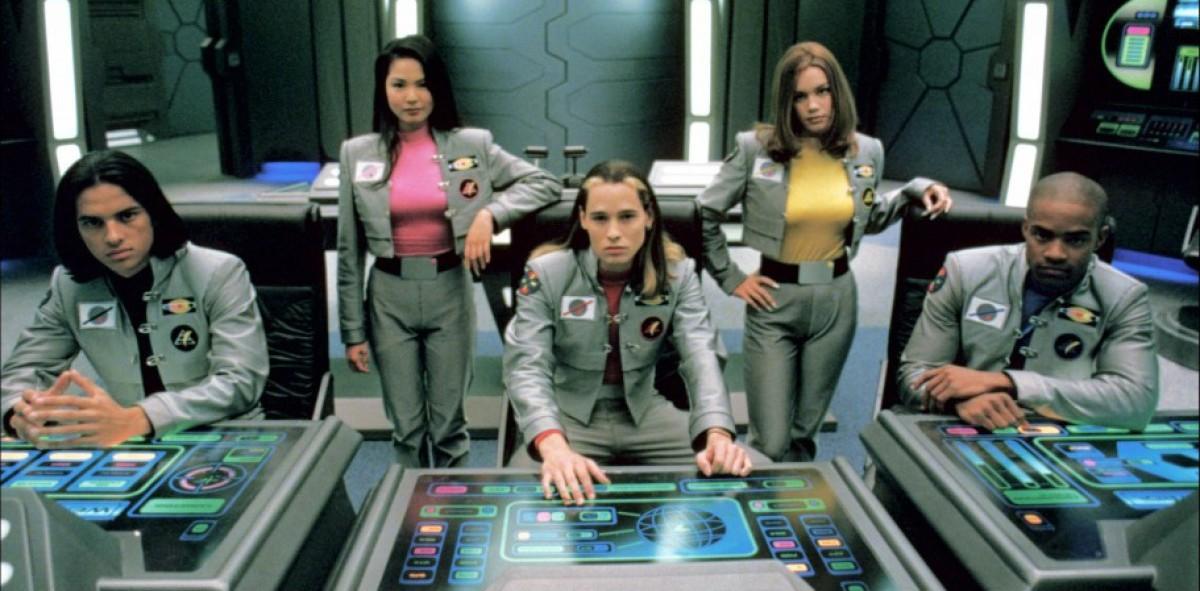 """Naprzód, """"Power Rangers w Kosmosie""""!"""