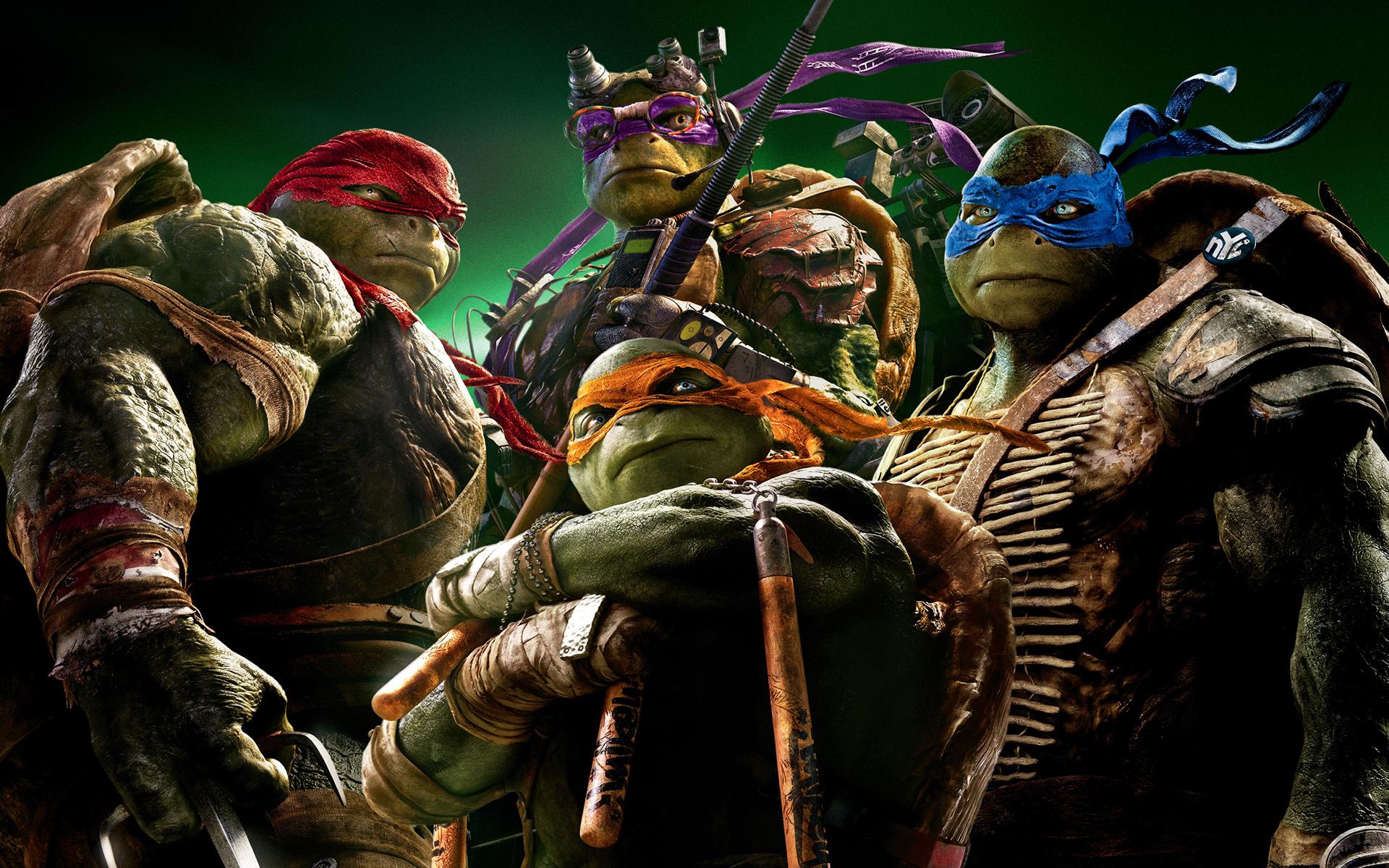 Wojownicze żółwie ninja – będzie reboot. Jest scenarzysta