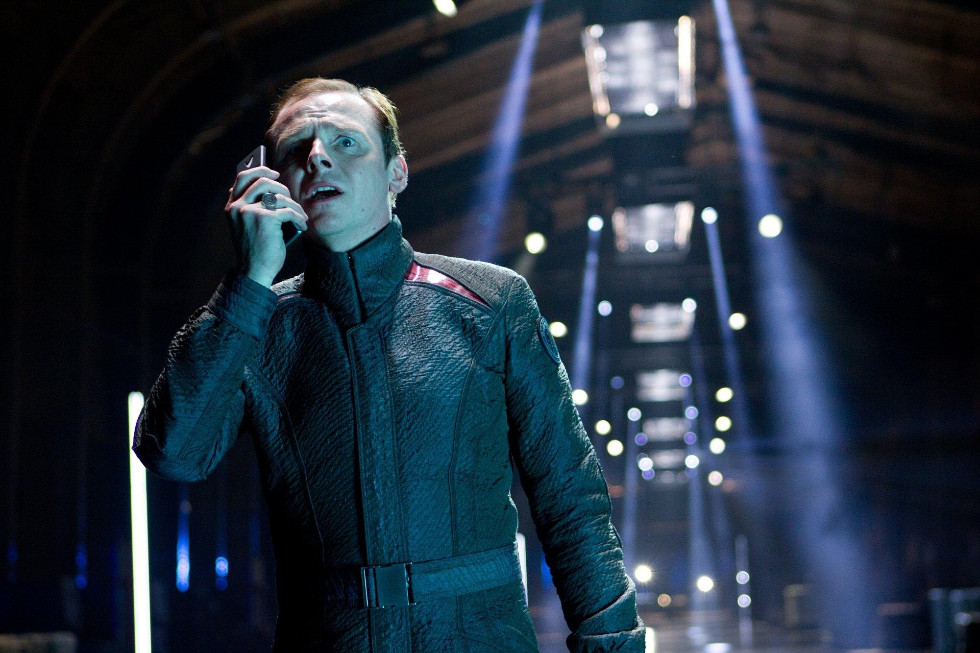 """Simon Pegg napisze scenariusz filmu """"Star Trek 3"""""""