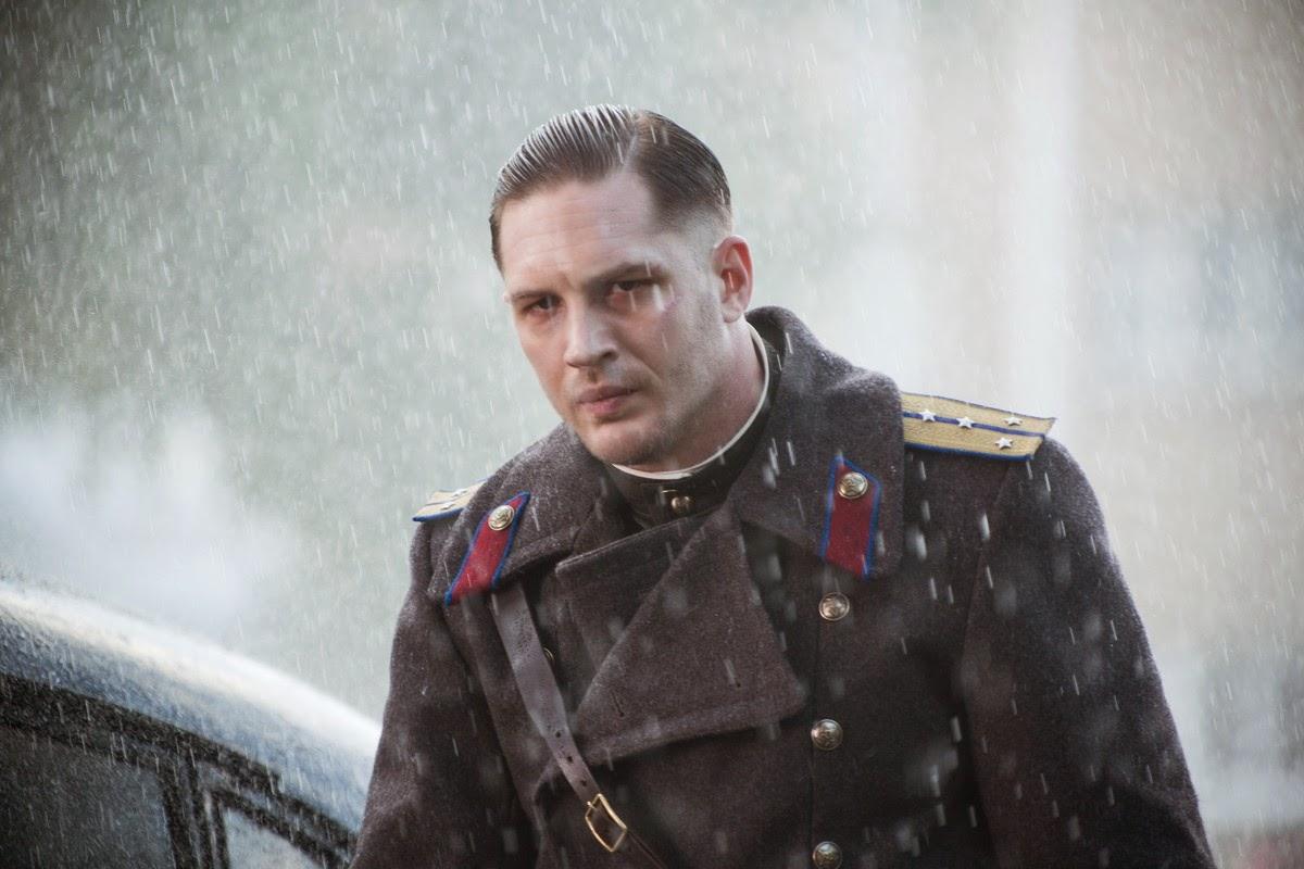 Tom Hardy zostanie komandosem w filmie Netflixa