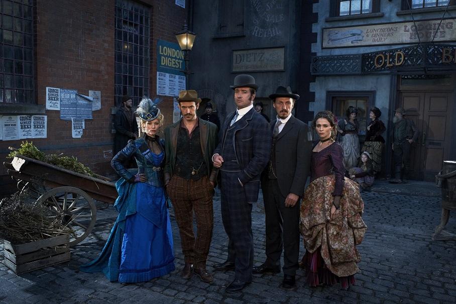 Warto obejrzeć na Showmax: Ripper Street