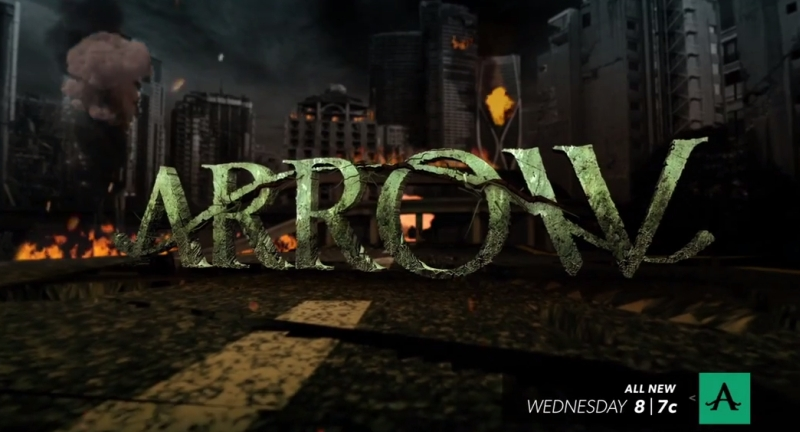"""""""Arrow"""" – oto scenarzyści i reżyser premiery 4. sezonu"""