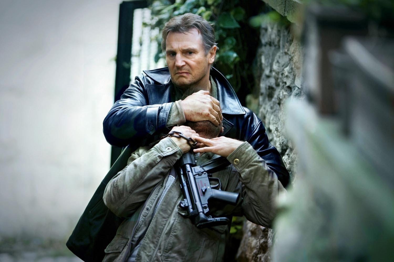TOP 10: Najlepsze sceny, w których Liam Neeson zabija