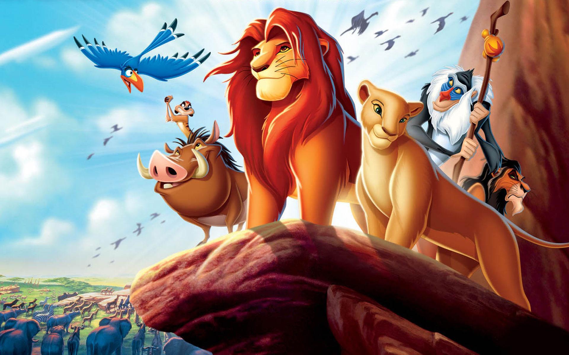 Nigdy nie zgadniecie, kto pierwotnie miał wychować Simbę w filmie Król Lew