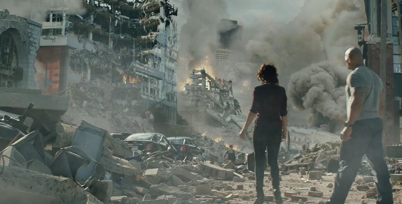 "Box Office: Dobre otwarcie ""San Andreas"""