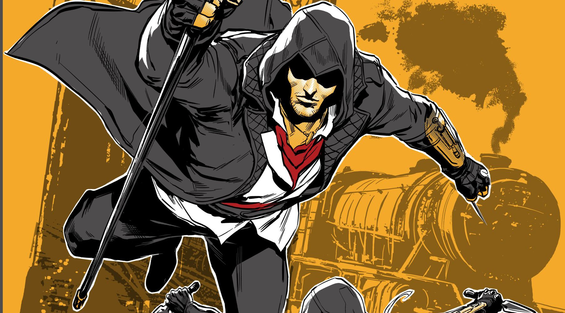 """Assassin's Creed: Syndicate"" z krótkim filmem animowanym (Comic-Con)"