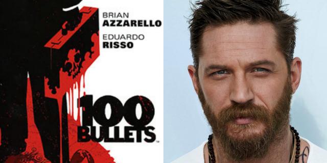 """Adaptacja komiksu """"100 naboi"""" – Tom Hardy blisko głównej roli"""