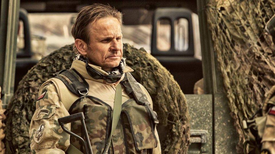 """Bartłomiej Topa: """"Ten film jest hołdem dla weteranów"""" – wywiad z gwiazdą filmu """"Karbala"""""""