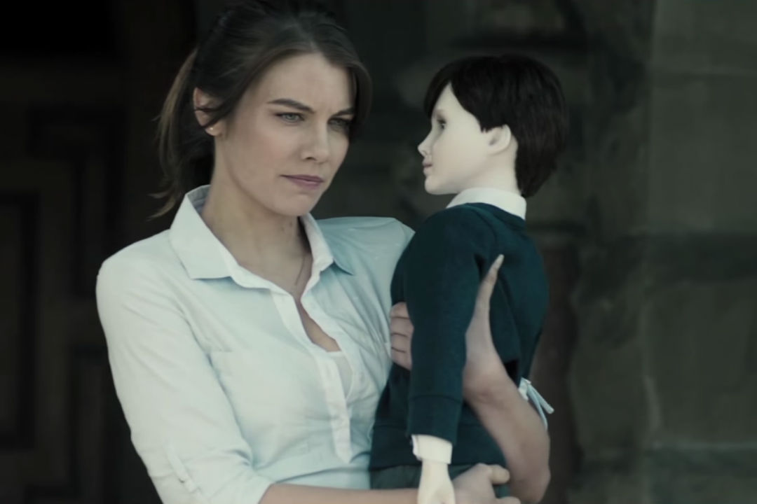 The Boy 2 – przerażająca lalka na pierwszym zdjęciu z filmu