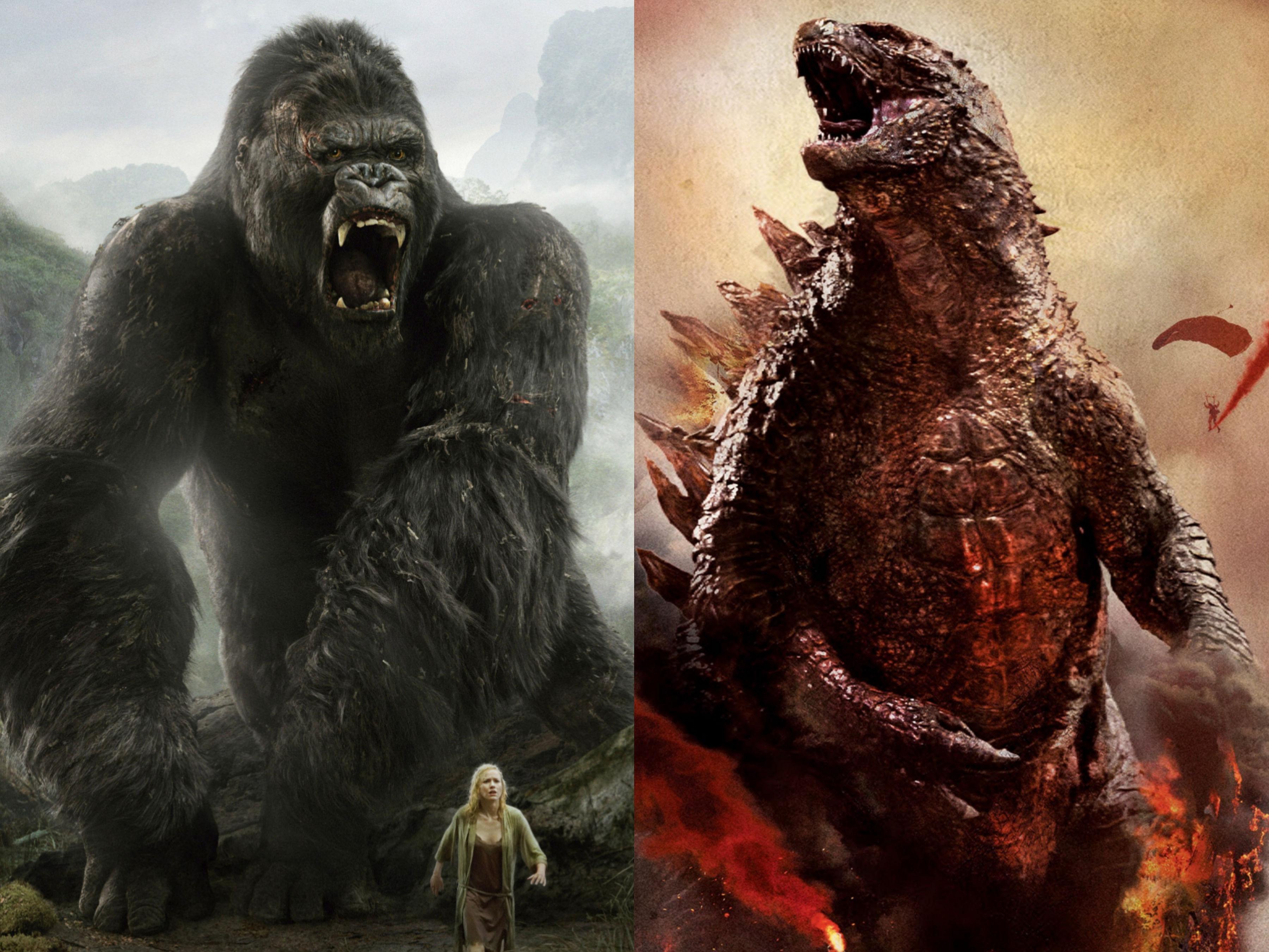 Ruszają pierwsze prace nad scenariuszem Godzilla vs Kong