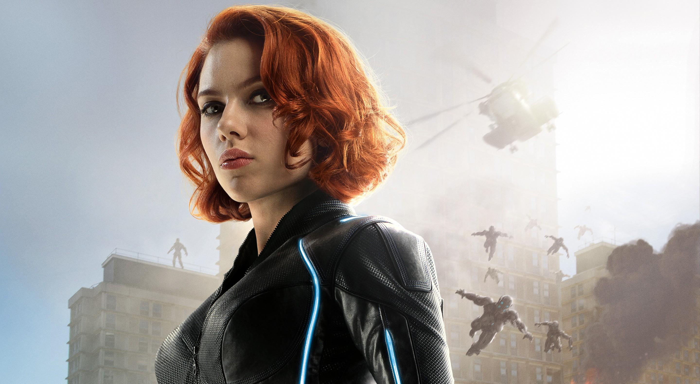 Scarlett Johansson najbardziej dochodową aktorką 2016 roku