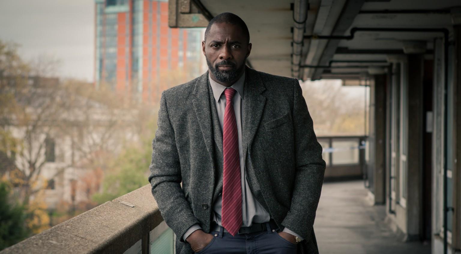 Idris Elba wybrany najseksowniejszym mężczyzną świata