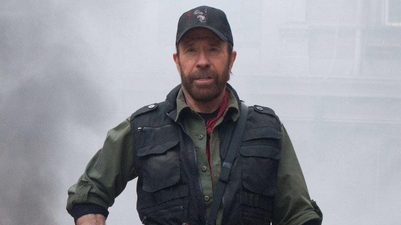 Chuck Norris wydaje własną grę – zobacz zabawny zwiastun