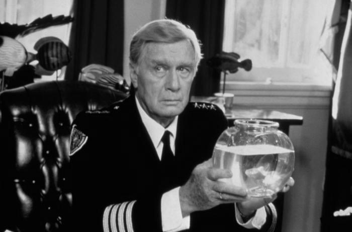 George Gaynes z serii Akademia Policyjna nie żyje