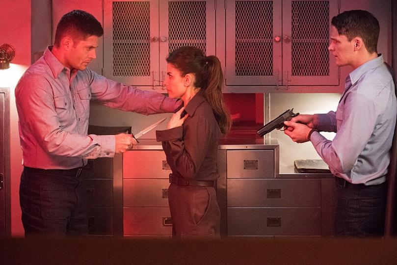 Weronika Rosati w serialu Nie z tego świata