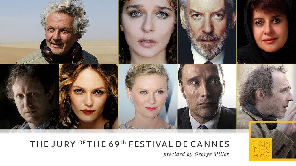 Oto pełny skład jury 69. Festiwalu w Cannes