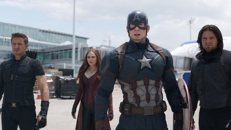 Chris Evans: Plany zdjęciowe Marvela są jak ogromne fabryki