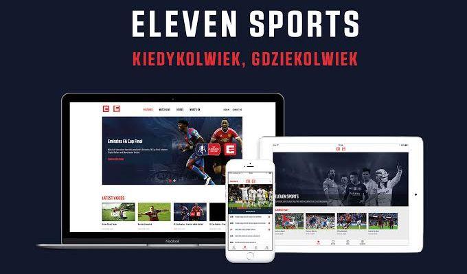 Eleven Sports Network uruchamia nowoczesny serwis internetowy