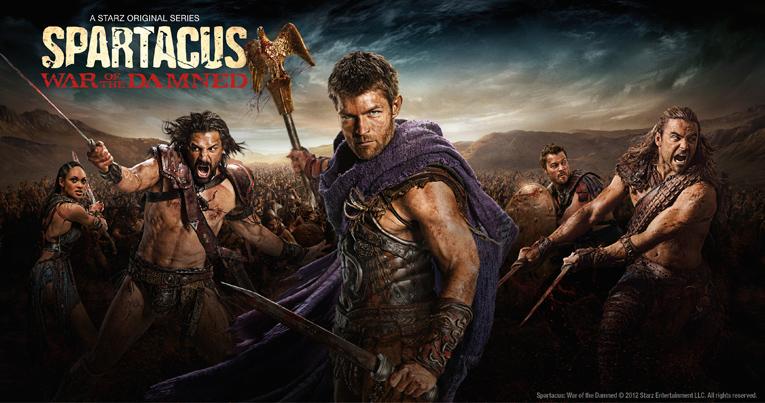 QUIZ: Jak dobrze znasz serial Spartakus?