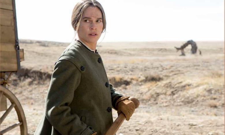 Away - Hilary Swank z główną rolę. Serial Netflixa o astronautce