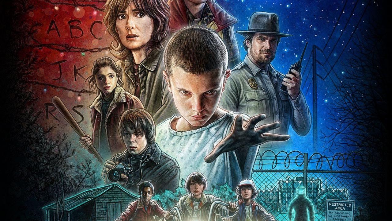 Stranger Things – inspiracje i nawiązania w serialu Netflixa