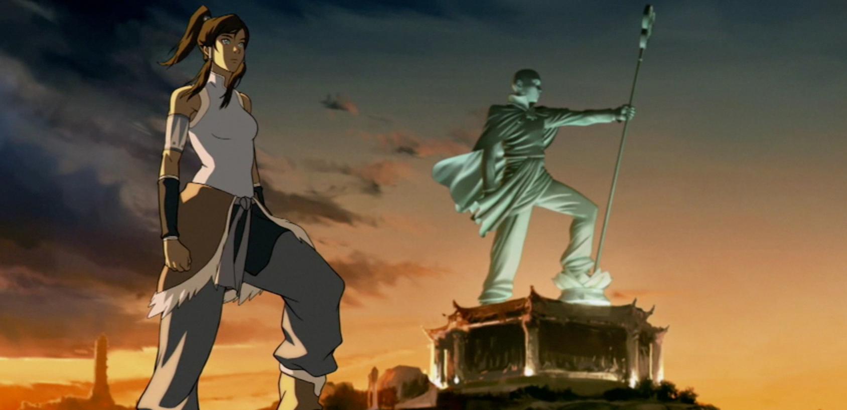 Czy warto obejrzeć seriale Awatar: Legenda Aanga i Legendy Korry?