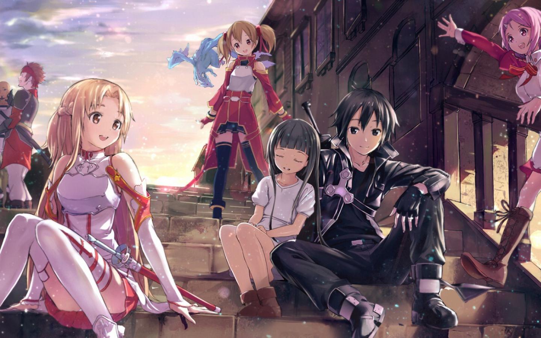 Sword Art Online - zwiastun drugiej części 3. sezonu popularnego anime