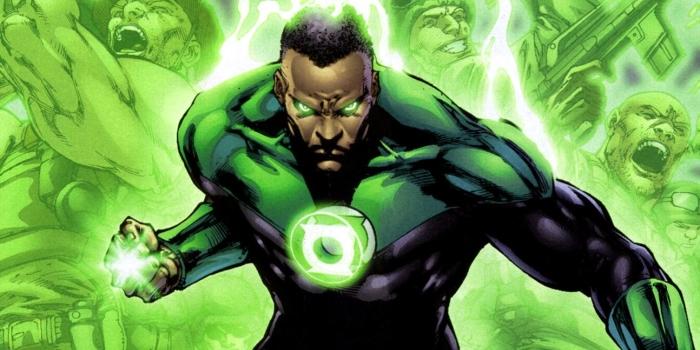 Liga Sprawiedliwości Zacka Snydera - szkice koncepcyjne. Tak miał wyglądać nowy Green Lantern