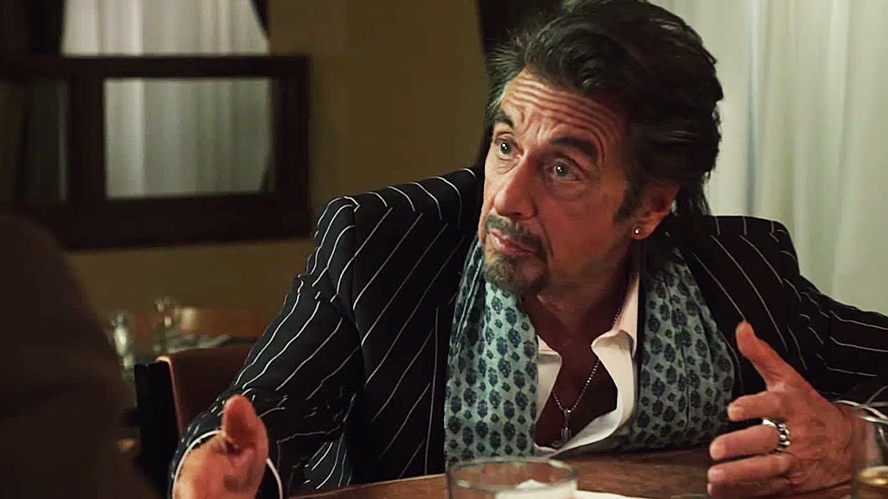 Al Pacino i Karl Urban w głównych rolach w thrillerze Hangman