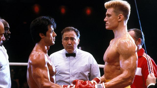 Zapraszamy na ring. Rocky debiutuje na Showmax