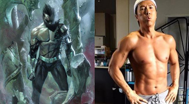 Fani chcą, by Donnie Yen zagrał Namora w Kinowym Uniwersum Marvela