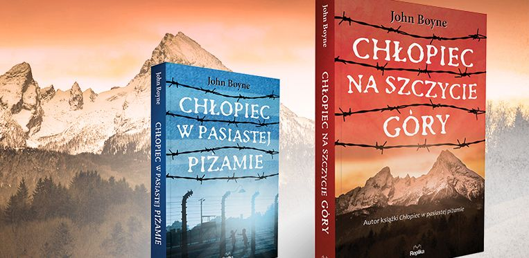Wkróce dwie powieści Johna Boyne'a o czasach Hitlera