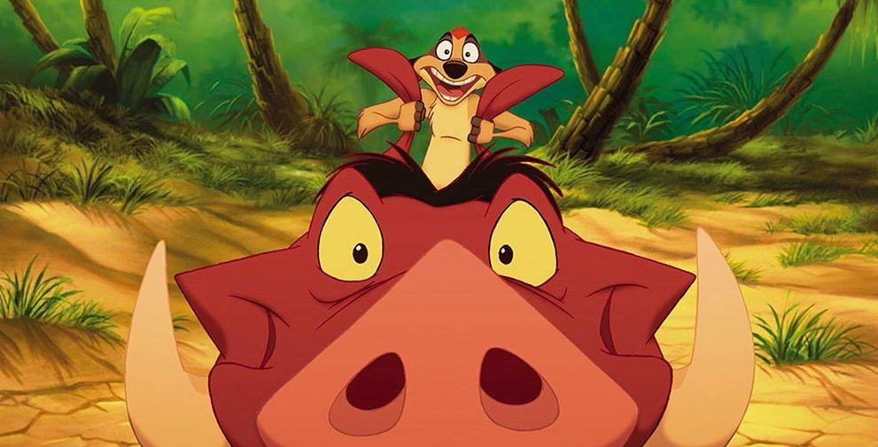 Wiemy, kto zagra Timona i Pumbę w aktorskiej wersji Króla Lwa