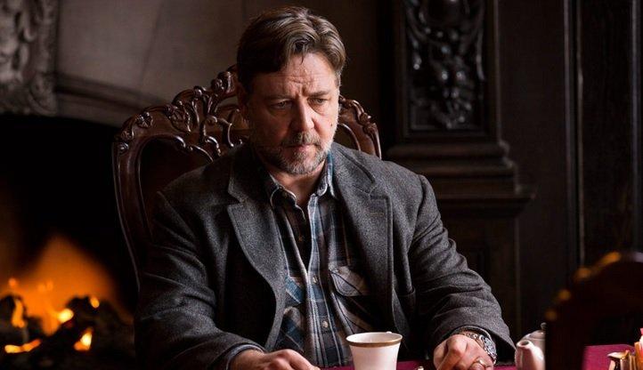 Russell Crowe zagra w filmie o gangu Neda Kelly'ego