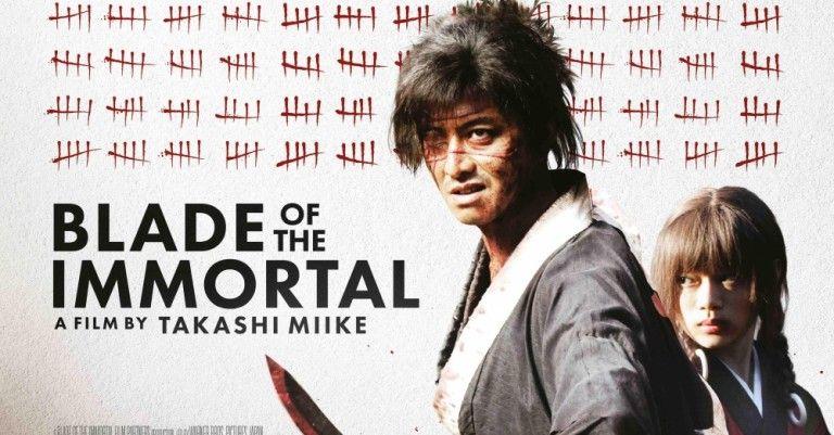 Co za jatka! Nowy zwiastun Blade of the Immortal o samurajach