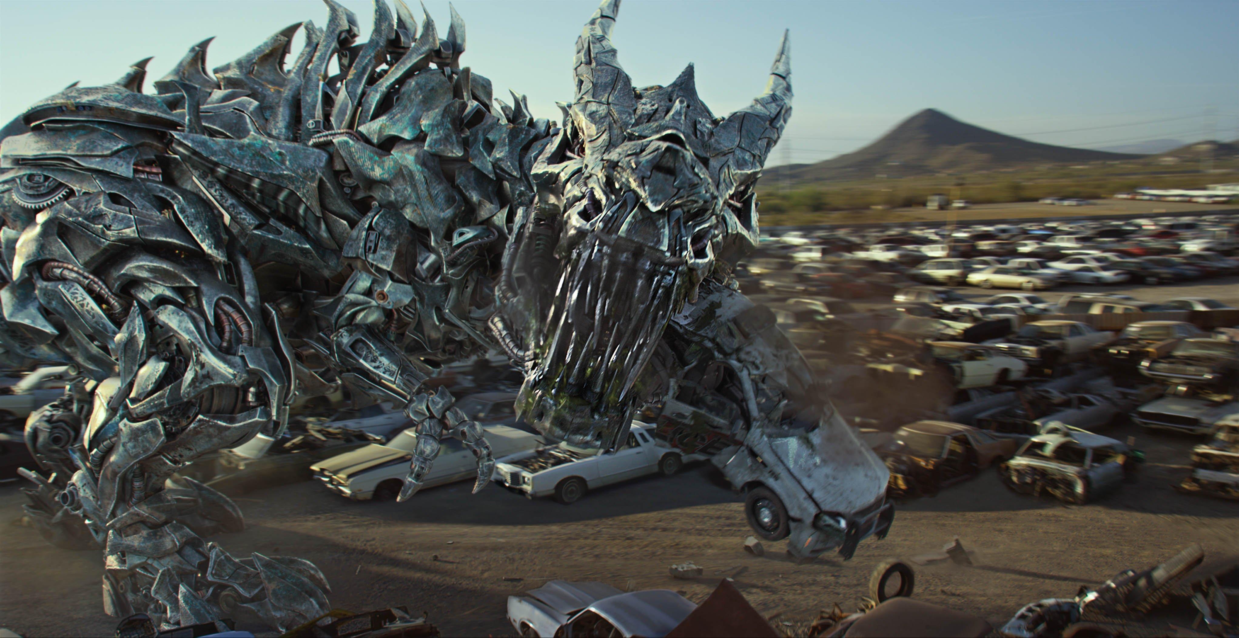 Box Office: Niskie otwarcie Transformers: Ostatni rycerz. Świetna Wonder Woman