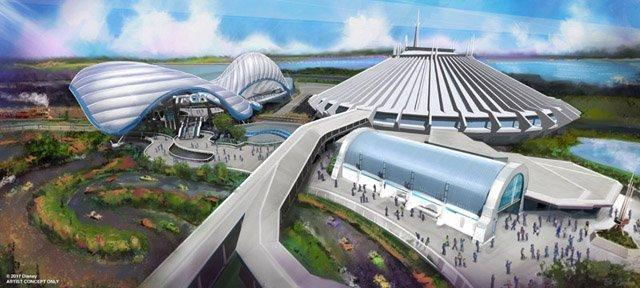 [D23] Nowe atrakcje w Disneylandzie – TRON, Avengers i Strażnicy Galaktyki