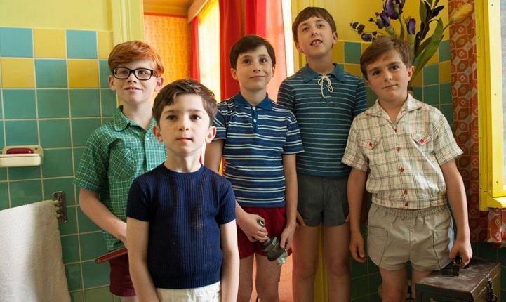 TOP Showmax: Dziecięcy bohaterowie w filmach