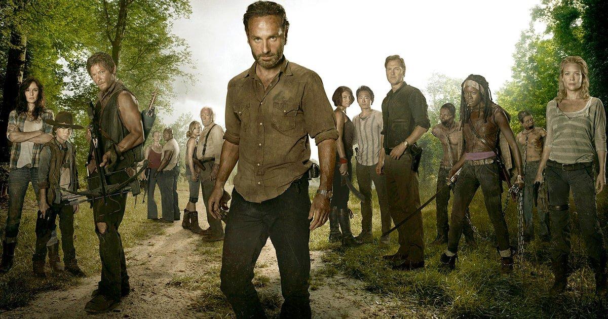 The Walking Dead - zapowiedź finałowego sezonu serialu. Budzi wspomnienia!
