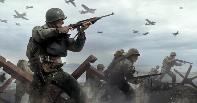 Kto w polskiej obsadzie Call of Duty: WWII?